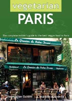 Vegetarian Paris cover
